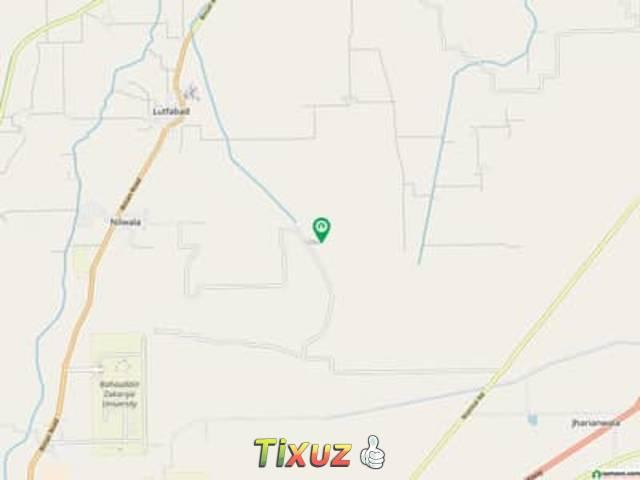 1 Kanal Ideal Location Plot For Sale In Sector X Dha Defence Multan