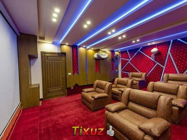 1 Kanal Main Boulevard Luxury Full Furnished House With Basment 4 Sale