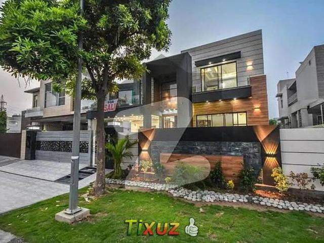 1 Kanal New House Is For Sale In Dha Phase 8 Air Avenue Block L