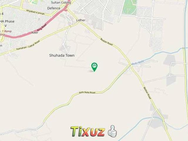 1 Kanal Pair Plot For Sale In Dha Phase 9 Prism A Block
