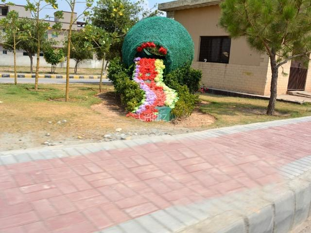 1 Kanal Residential Land For Sale In Karachi Dha City Sector 15