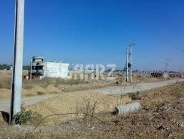 1 Kanal Residential Land For Sale In Lahore Bahria Town Sector C