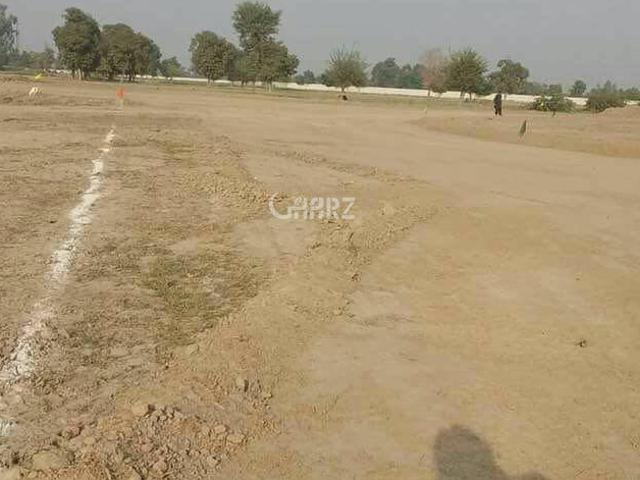1 Kanal Residential Land For Sale In Lahore Dha Phase 5 Block H