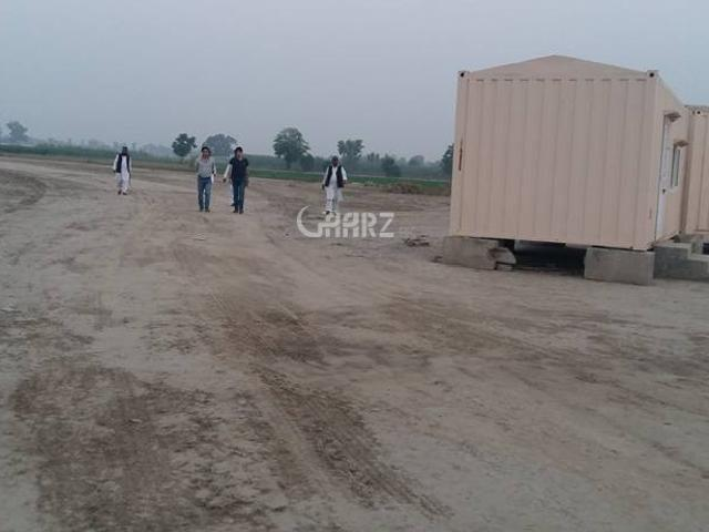 1 Kanal Residential Land For Sale In Lahore Opf Housing Scheme Block A