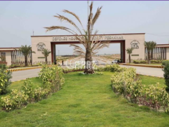 1 Kanal Residential Land For Sale In Peshawar Dha Phase 1 Sector F