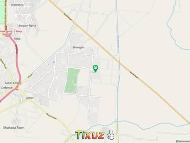 1 Kanal Residential Plot Available For Sale In Dha Defence Lahore