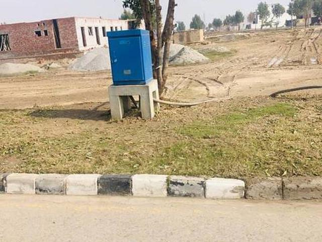 1 Kanal Residential Plot Available For Sale Ready To Construction No