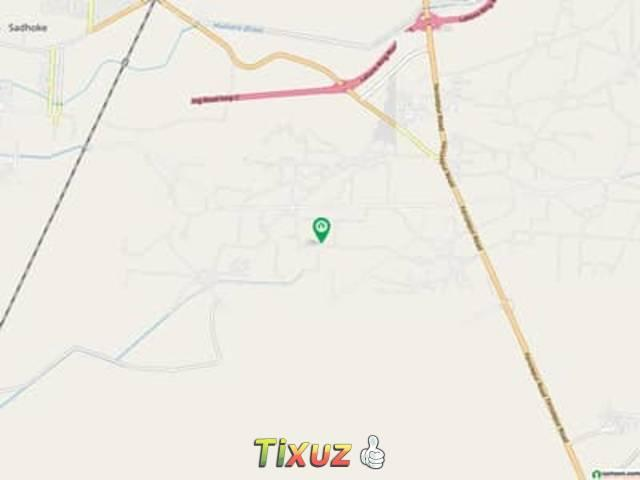 1 Kanal Residential Plot For Sale In Rs 8850000 Only