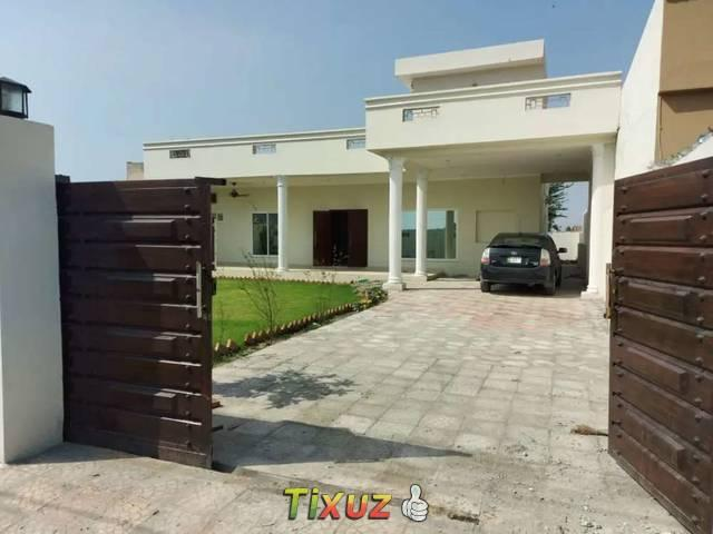 1 Kanal Single Story House For Sale In Lahore Raiwind Road