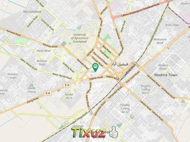 1 Kanal Spacious Residential Plot Available In Citi Housing Society Fo