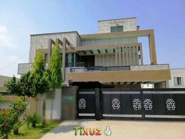 1 Kanal State Of The Art Modern House For Sale At Cheap Price Bahria