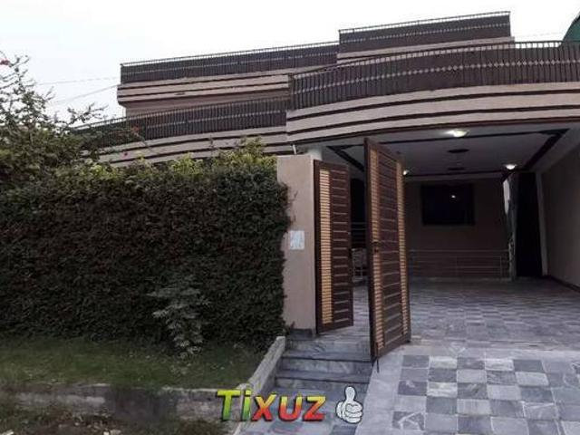 1 Kanal Well Condition House For Sale