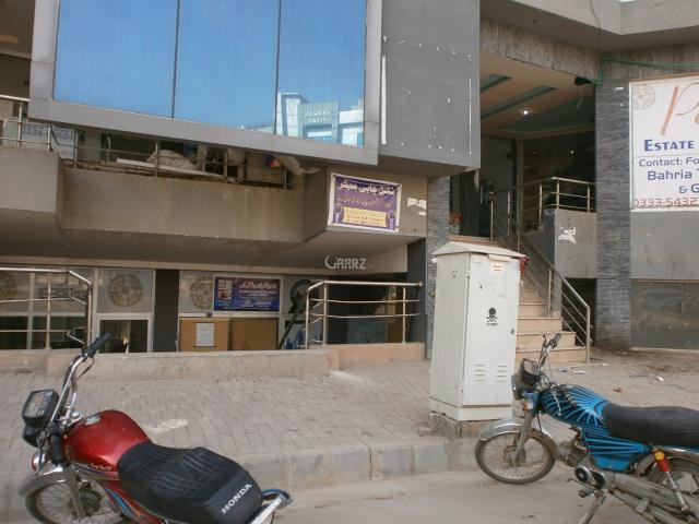 1 Marla Commercial Shop For Rent In Rawalpindi Bahria Town Phase 8