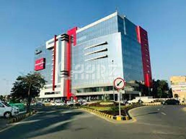 1 Marla Commercial Shop For Sale In Lahore Haly Tower, Dha Phase 2 Block R