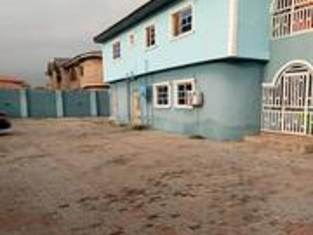 1bdrm Apartment In A Room In A Flat At, Benin City For Rent