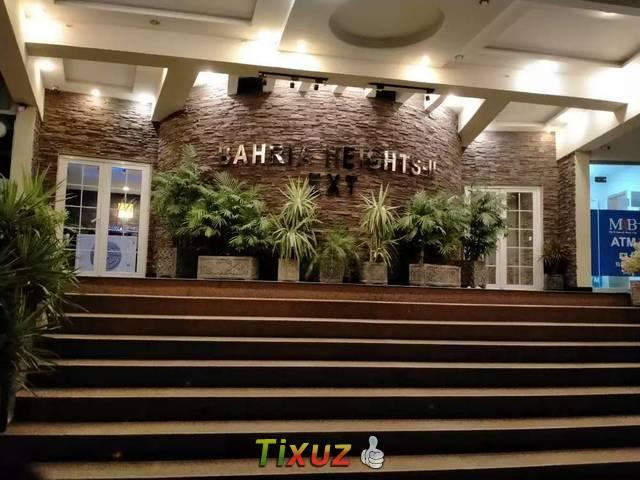1bed Room Furnished Apartment4rent Heights2ext Phsse6bahria Town Rwp