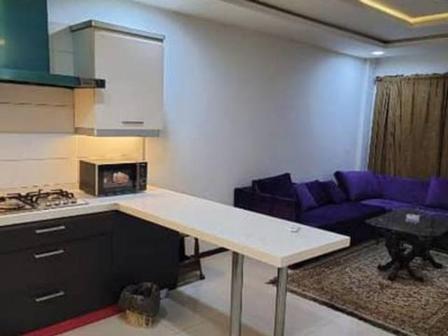1bedroom Furnished Apartment Available For Rent In Bahria Civic Cente