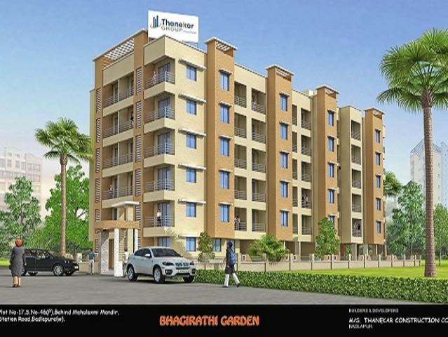 1bhk,2bhk And 3bhk For Sale Bhagirathi Garden