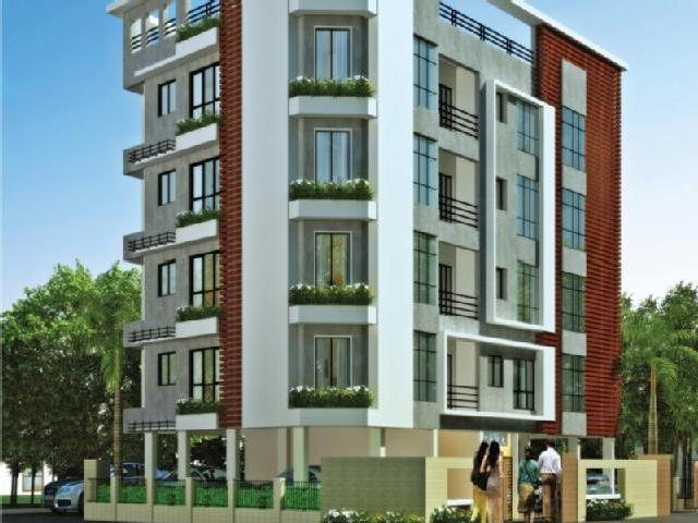 1bhk,2bhk And 3bhk For Sale Merlin Ornate