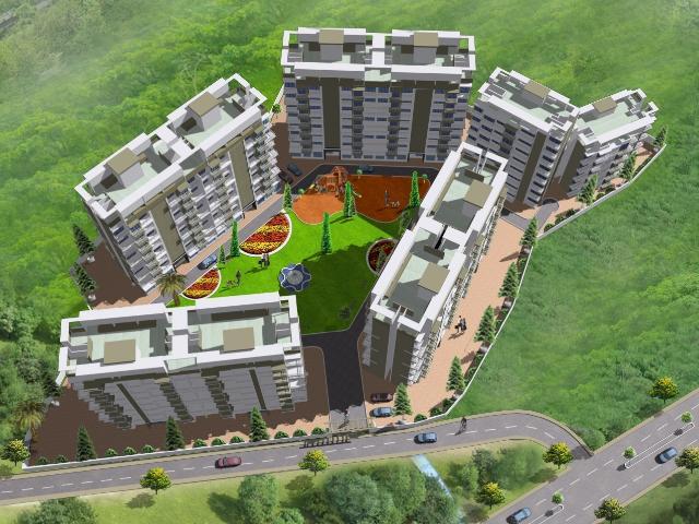1bhk,2bhk And 3bhk For Sale Shree Krishna Residency