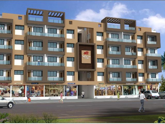 1bhk,2bhk And 3bhk For Sale Shri Siddhivinayak Plaza