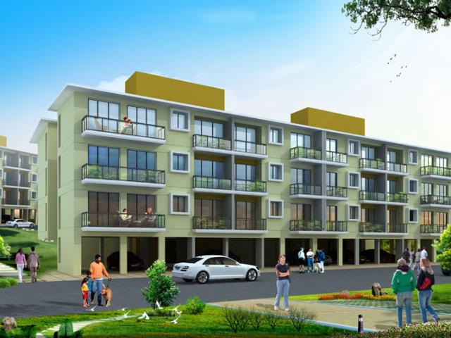 1bhk,2bhk And 3bhk For Sale Silver Hills