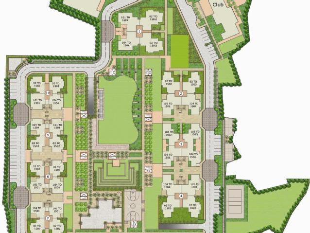 1bhk,2bhk And 3bhk For Sale Vipul Gardens