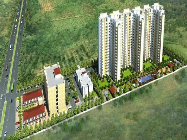 1bhk,2bhk And 3bhk For Sale Vipul Greens