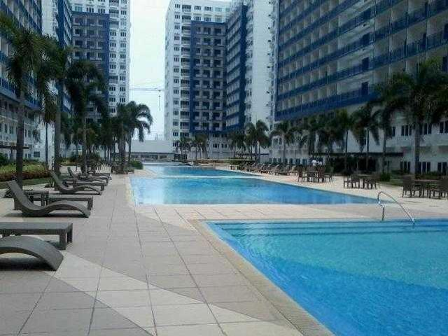1br Fully Furnished Condo Near Mall Of Asia For Rent