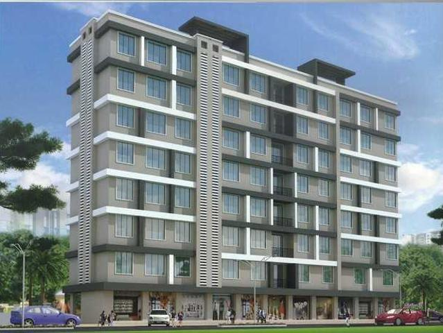 1rk, 1bhk & 2bhk Starting 13.44 Lacs Onwards At Dombivali E