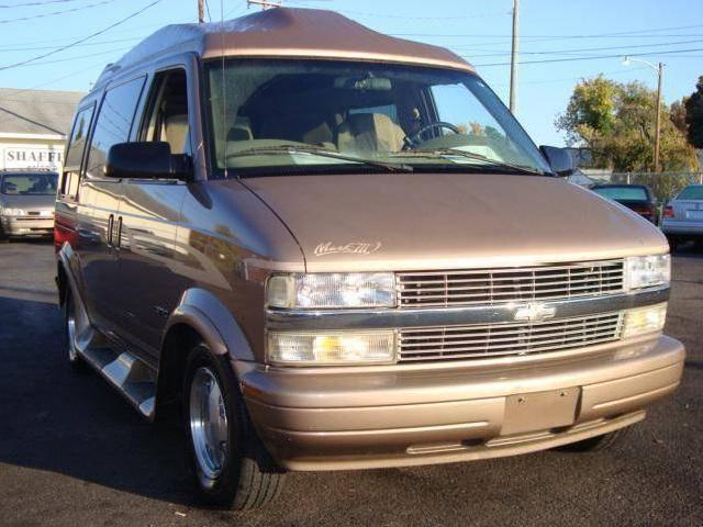 chevrolet astro cargo van for sale by owner autos post. Black Bedroom Furniture Sets. Home Design Ideas