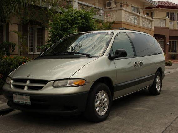 chrysler voyager 2000 - photo #7