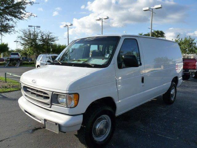 cargo van ford econoline used cars in clearwater mitula cars. Black Bedroom Furniture Sets. Home Design Ideas