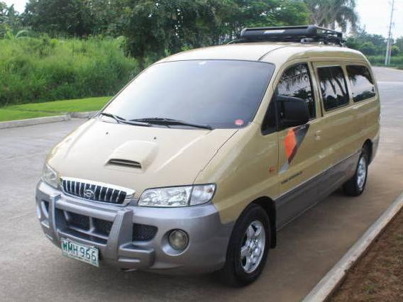 2000 hyundai starex svx local diesel turbo intercooler