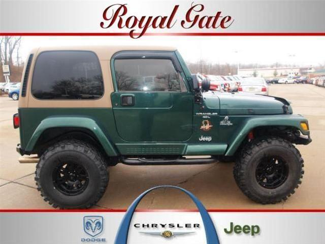 Lifted Jeep Wrangler Illinois With Pictures Mitula Cars
