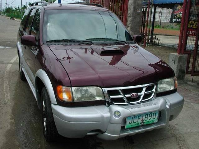 2000 kia grand sportage turbo intercooler amex for sale sold