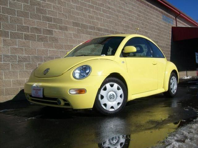 volkswagen new beetle yellow 2000 colorado mitula cars. Black Bedroom Furniture Sets. Home Design Ideas