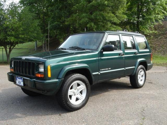 Beautiful Jeep In Edgefield   Used Jeep Cherokee 2001 Edgefield   Mitula Cars With  Pictures