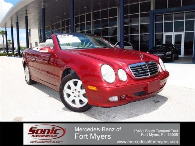 Mercedes benz clk class fort pierce 7 2001 mercedes benz for Ft pierce mercedes benz