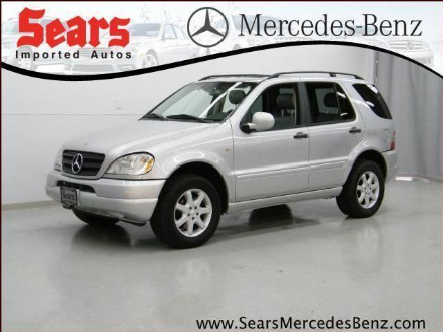 2001 mercedes benz used cars in minnesota mitula cars for Minnesota mercedes benz dealers