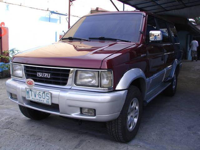 2001 Model Isuzu Hi Lander Xtrm Limited