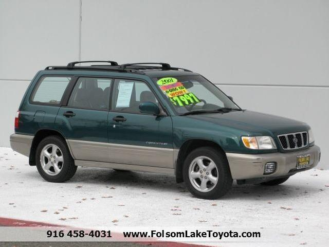 Subaru Forester Used Cars in Folsom - Mitula Cars