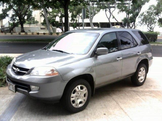 5 2002 Acura MDX Used Cars In