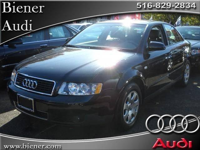 2002 Audi A4 Used Cars In New York Mitula Cars