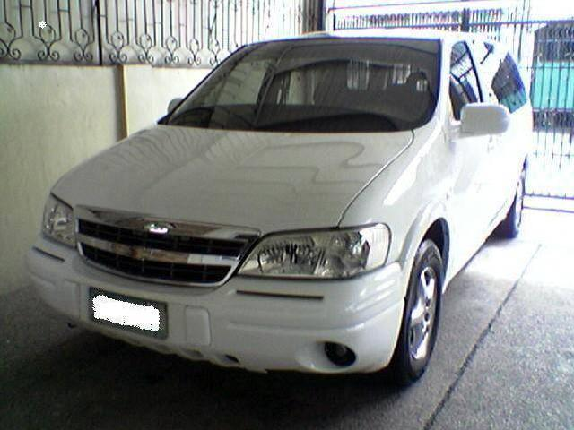 <strong>2002</strong> <strong>Chevrolet</strong> Venture