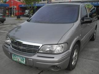 <strong>2002</strong> <strong>Chevrolet</strong> Venture Automatic
