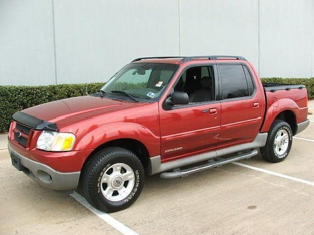 2002 ford explorer sport trac. Cars Review. Best American Auto & Cars Review