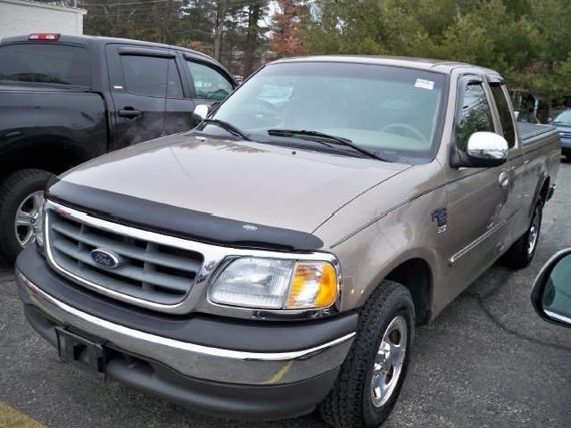 2002 Ford F 150 Used Cars In Massachusetts Mitula Cars