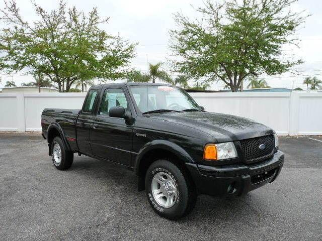 Ford Ranger Tampa 16 2002 Ford Ranger Used Cars In Tampa