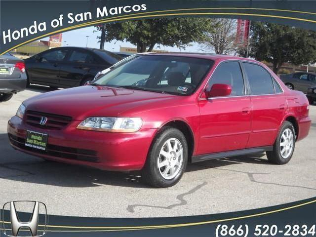 Honda accord san marcos 6 2002 honda accord used cars in for Honda dealership san marcos